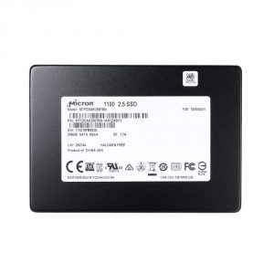 Micron 1100 3D NAND Client SATA SSD Recovery
