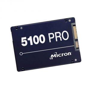 Micron 5100 SATA SSD Data Recovery