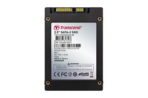 Transcend SATA II 3Gb/s SSD Data Recovery
