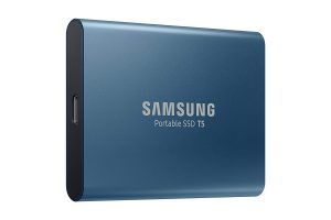 Samsung T5 SSD Data Recovery