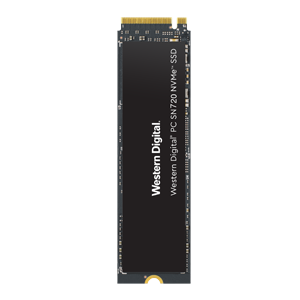 Western Digital SN720 NVMe SSD Recovery