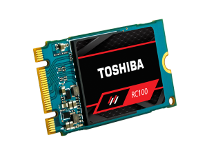 RC100 PCIe NVMe M.2 SSD Data Recovery
