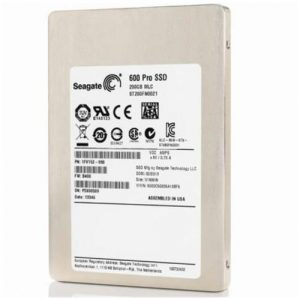 Seagate 600 Pro SSD Data Recovery