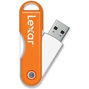 Lexar USB Flash Drive Recovery