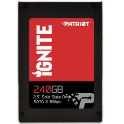 Ignite 2.5 SATA SSD Recovery