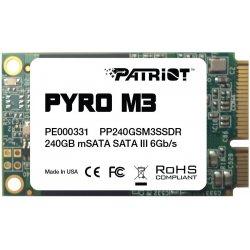 Pyro M3 mSATA SSD Recovery
