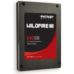 Wildfire 2.5 SATA SSD Data Recovery