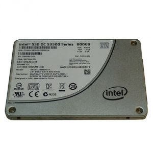 SSD DC S3500 Series Data Recovery