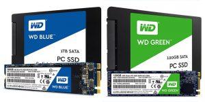 (WD) Western Digital SSD Data Recovery London