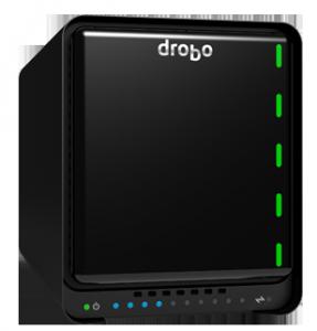 Drobo 5D Data Recovery