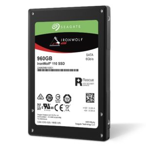 Seagate IronWolf 110 NAS SSD Data Recovery