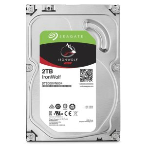 Seagate IronWolf 3.5 inch NAS Hard Drive Data Recovery