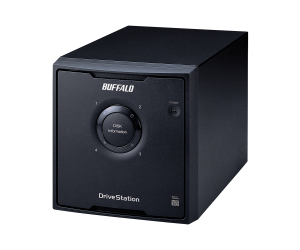 London Buffalo DriveStation Data Recovery