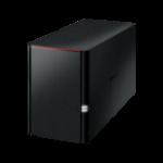 LinkStation 220 2-bay consumer NAS Data Recovery