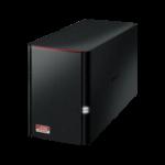 LinkStation 520 2-bay consumer NAS Data Recovery