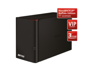 TeraStation 1200 2 bay business NAS Data Recovery