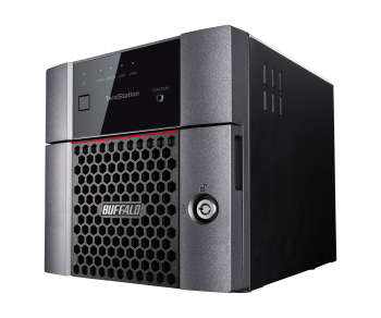 TeraStation 3210DN 2 bay business NAS Data Recovery