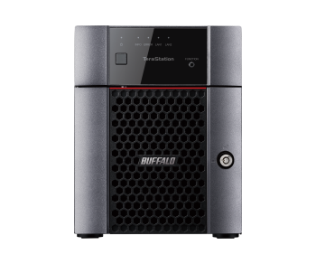 TeraStation 3410DN 4 bay business NAS Data Recovery