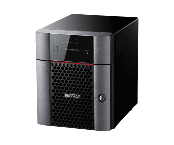 TeraStation 3420DN 4 bay business NAS Data Recovery