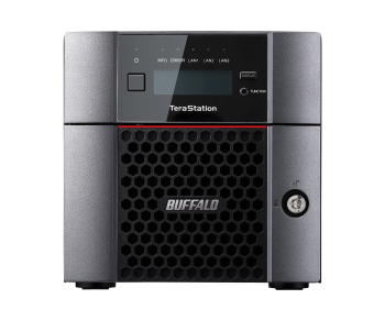 TeraStation 5210DF with SSD NAS Data Recovery