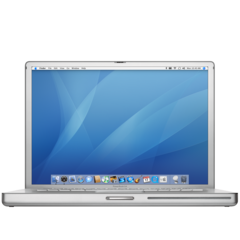London PowerBook G4 Repair