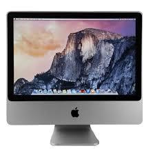 20-inch iMac Repair London